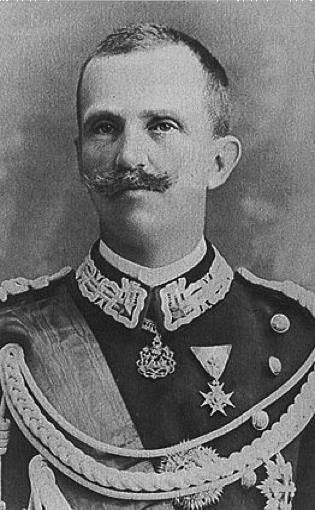 King Vittorio Emmanuel II
